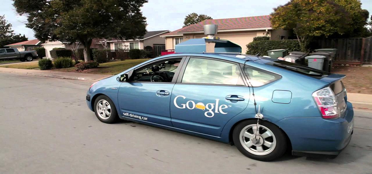 Conoce el coche autónomo de Google